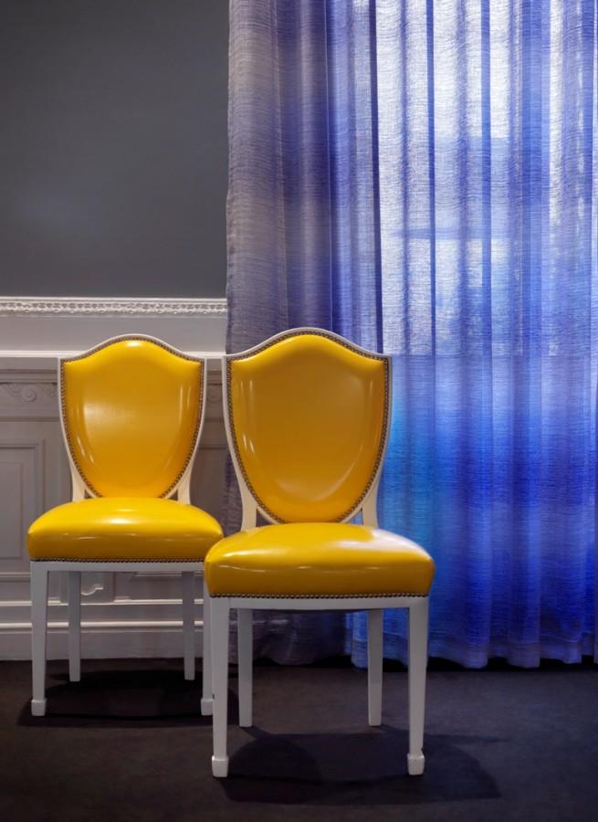 Moderní bytový textil různobarevný bez vzoru