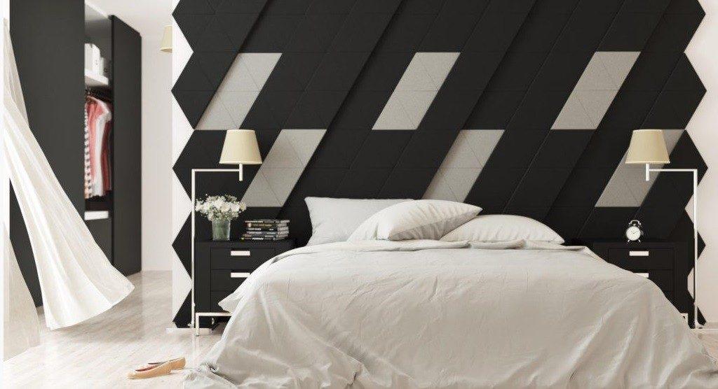 Akustické a dekorativní obklady stěn
