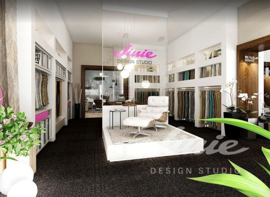 Linie designové studio interiér název