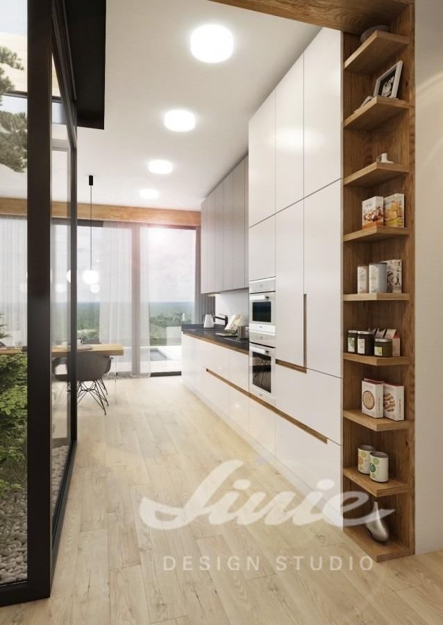 Inspirace pro kuchyně s moderním světlým vzhledem