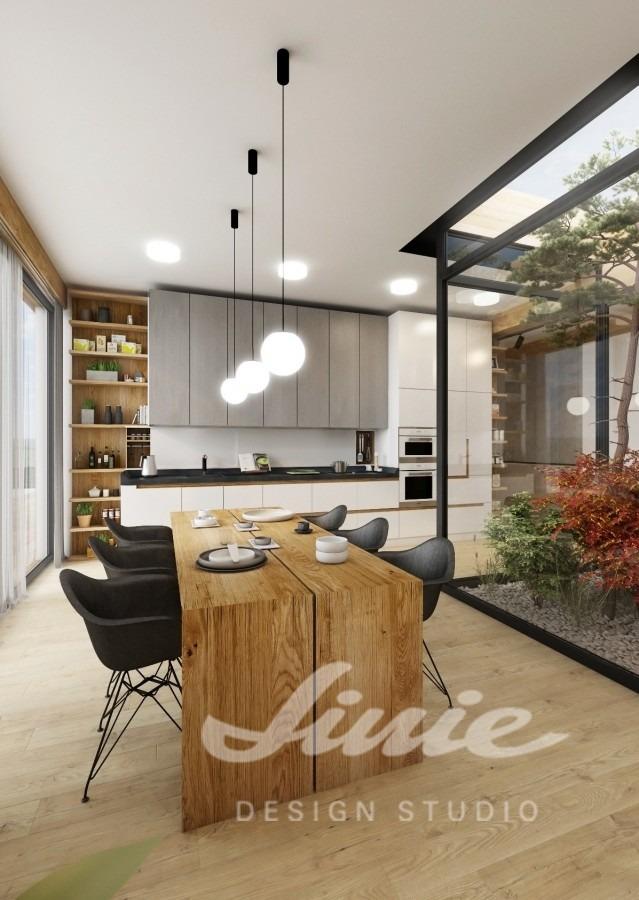 Inspirace pro kuchyně s moderním světlým interiérem