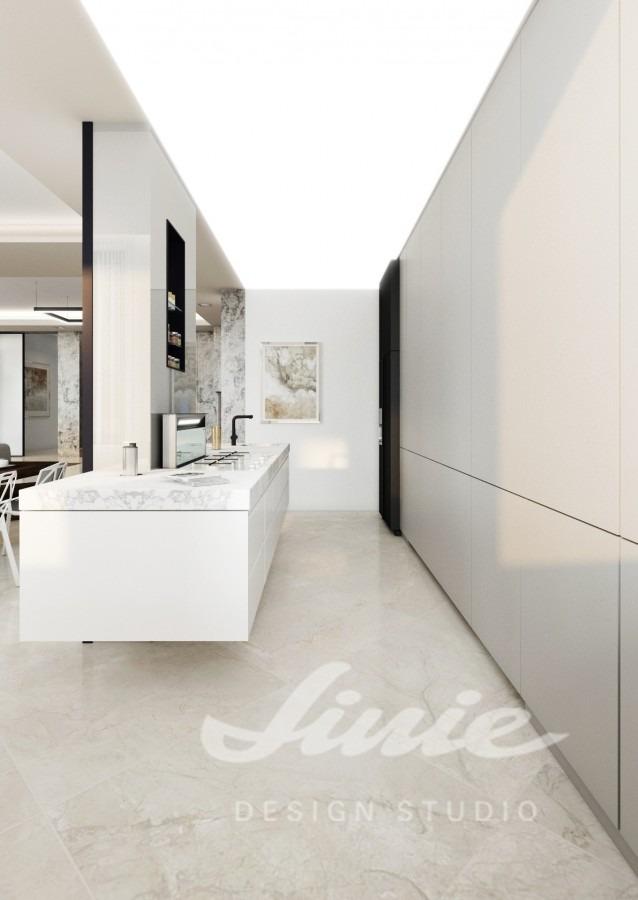 Inspirace pro kuchyně s minimalistickým designem