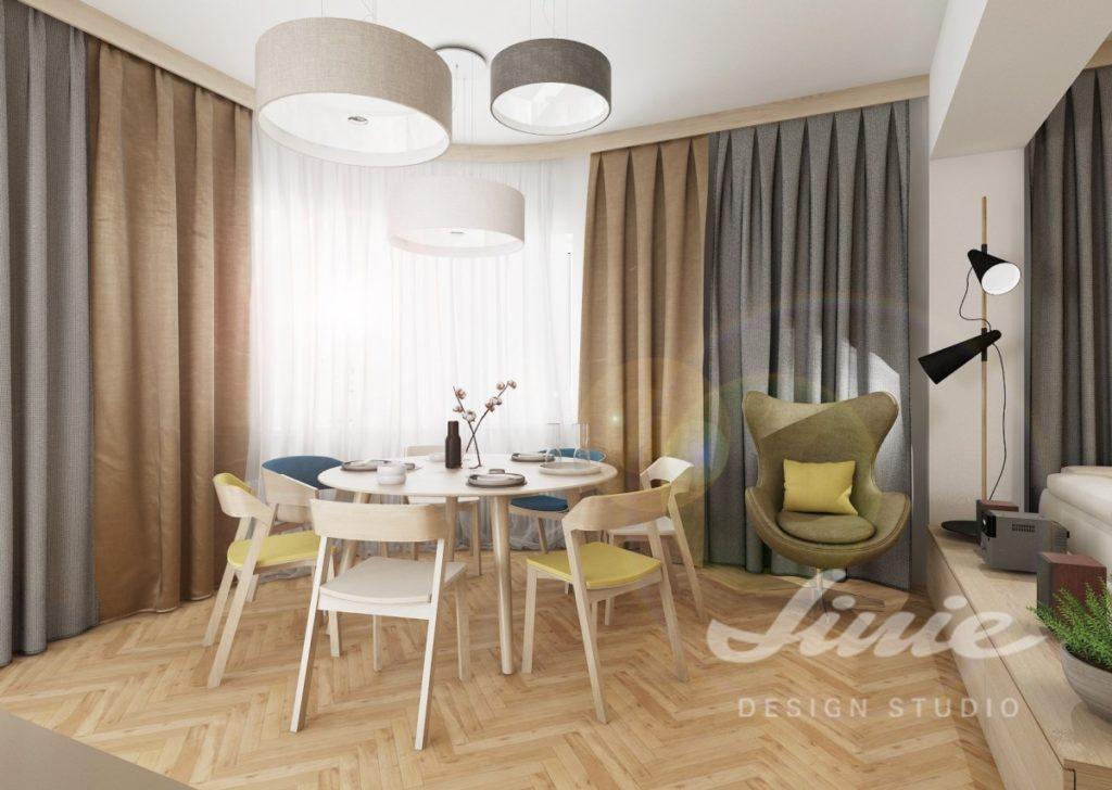 Inspirace pro kuchyně s interiérovými prvky ve žluté barvě