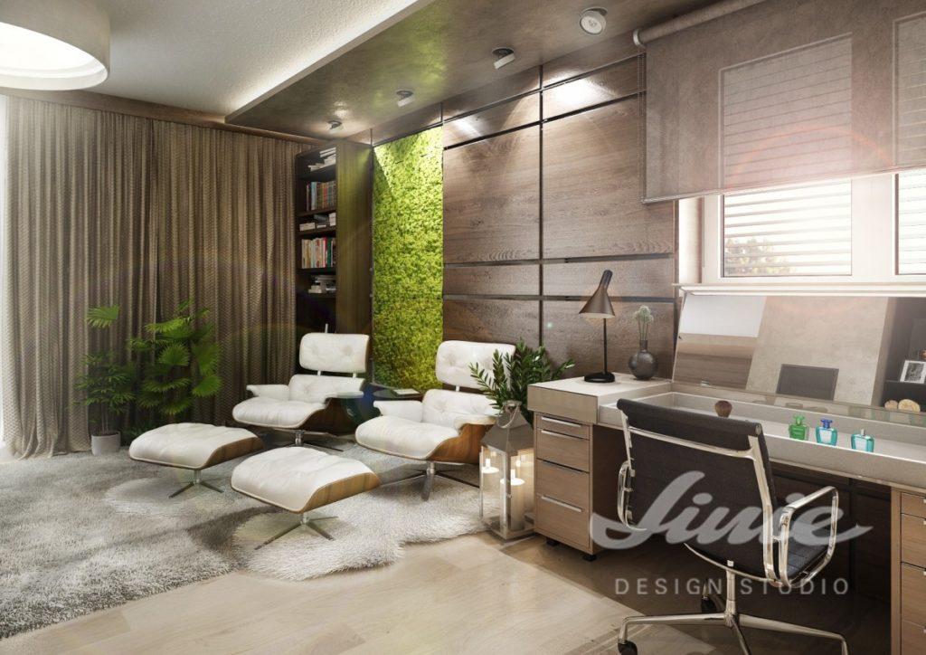 Inspirace pro ložnice v přírodních odstínech