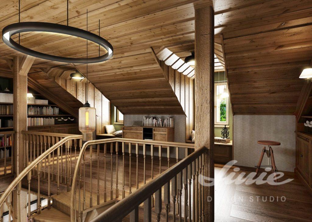 Inspirace pro obývací pokoj s kruhovým lustrem