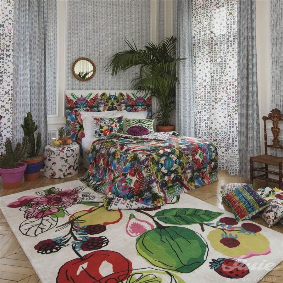 kusový koberec ovoce fruits lacroix