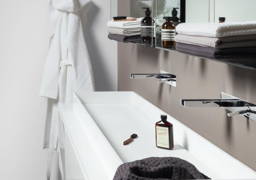 Koupelnová souprava ručníků a županů