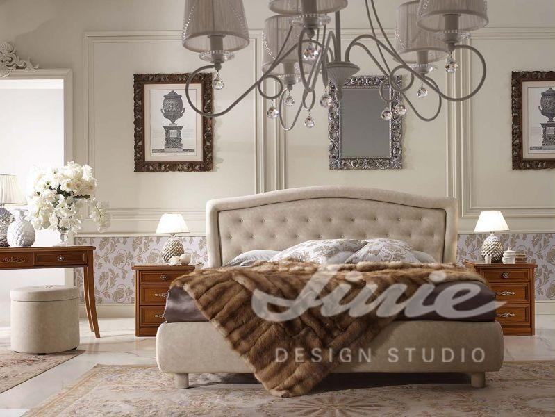 Inspirace pro ložnice v klasickém stylu