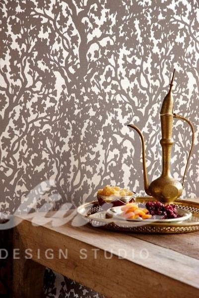 Inspirace pro ložnice v luxusním stylu s dekoracemi