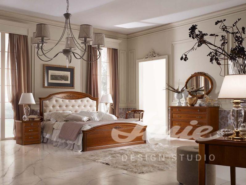 Inspirace pro ložnice v luxusním stylu
