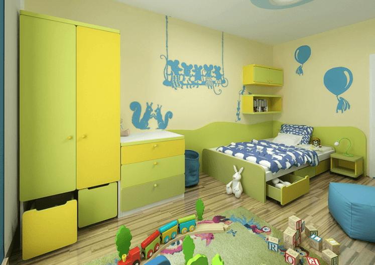 Nábytek do dětského pokoje 67