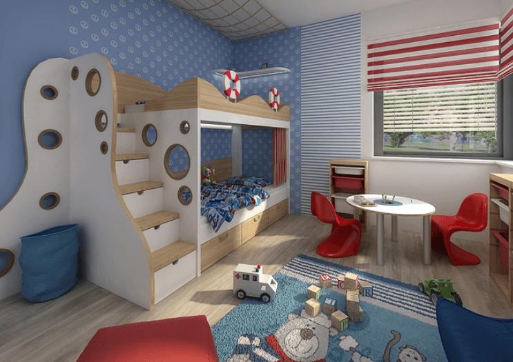 Nábytek do dětského pokoje 66