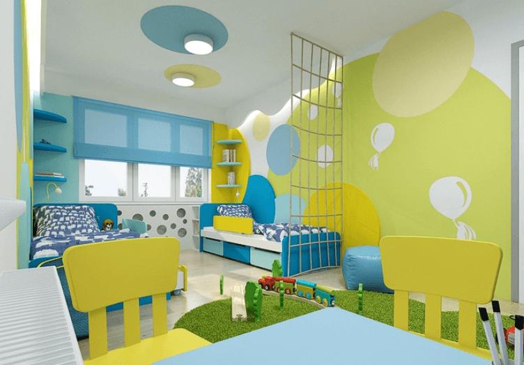 Nábytek do dětského pokoje 65