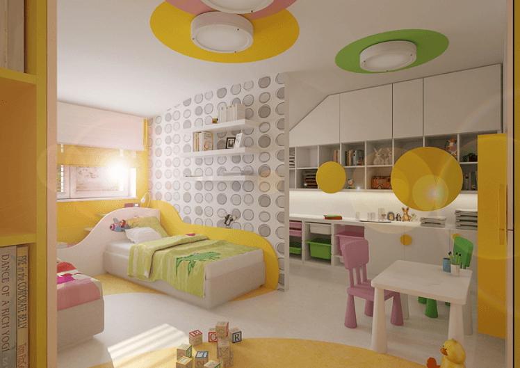 Nábytek do dětského pokoje 64