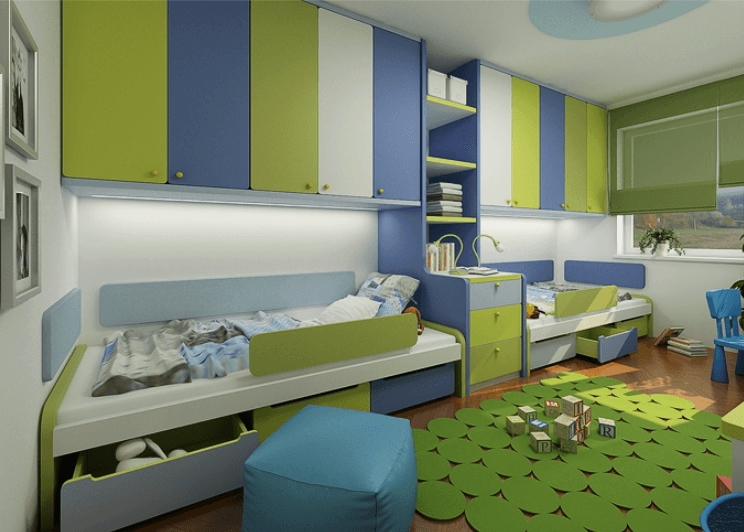 Nábytek do dětského pokoje 63