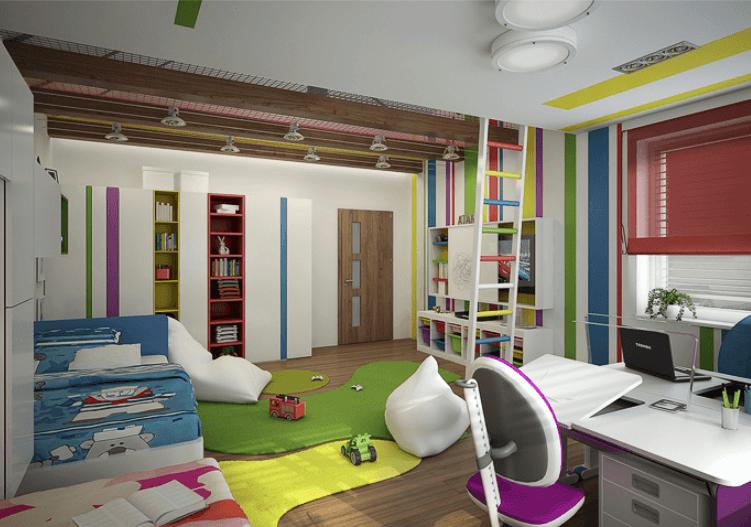 Nábytek do dětského pokoje 62