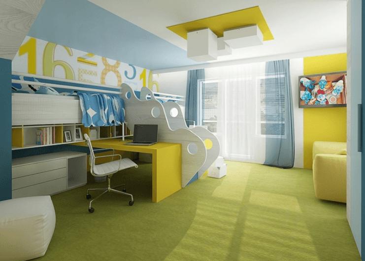 Nábytek do dětského pokoje 61