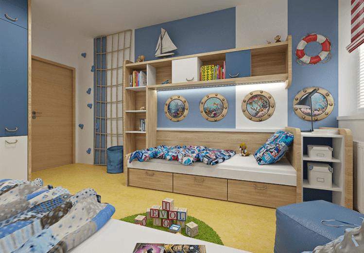 Nábytek do dětského pokoje 60