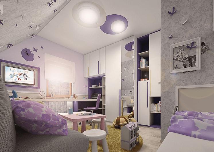 Nábytek do dětského pokoje 59