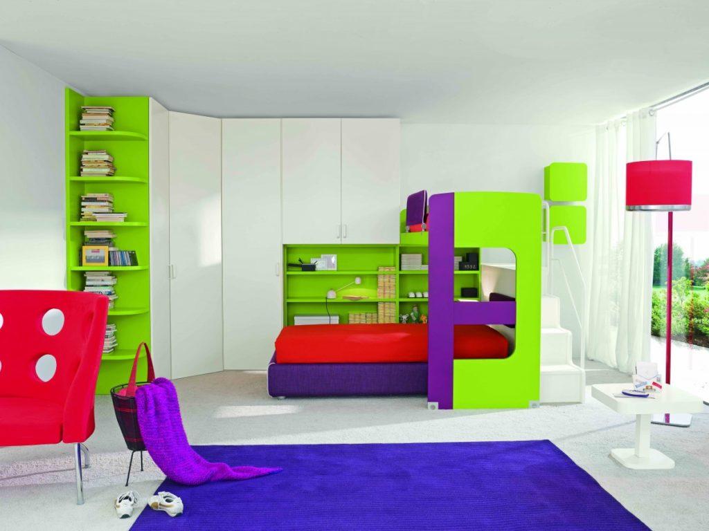 Nábytek do dětského pokoje 52