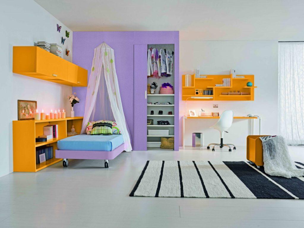 Nábytek do dětského pokoje 49