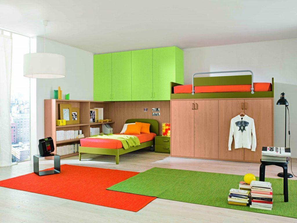 Nábytek do dětského pokoje 46