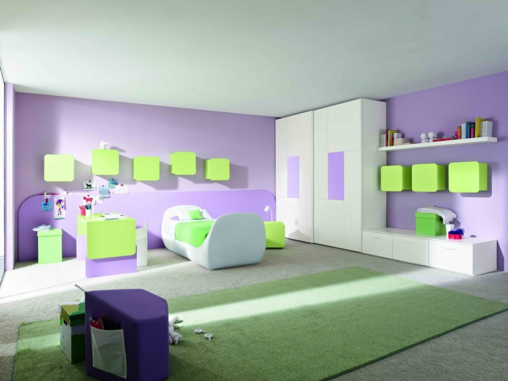 Nábytek do dětského pokoje 45