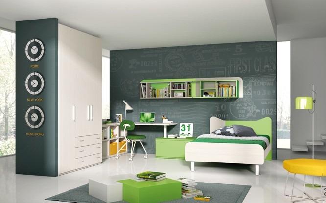 Nábytek do dětského pokoje 29