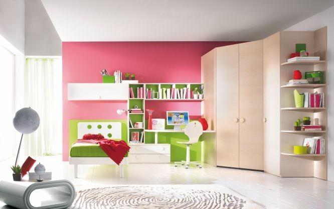 Nábytek do dětského pokoje 26