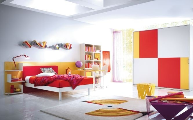 Nábytek do dětského pokoje 23