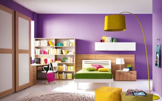 Nábytek do dětského pokoje 17