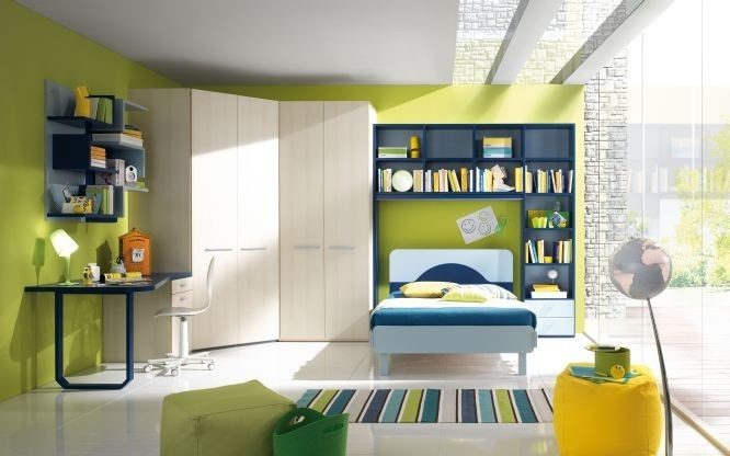 Nábytek do dětského pokoje 15