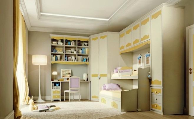Nábytek do dětského pokoje 10