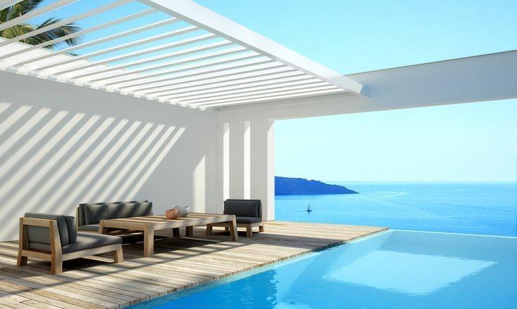 Pergola Algarve Roof 10