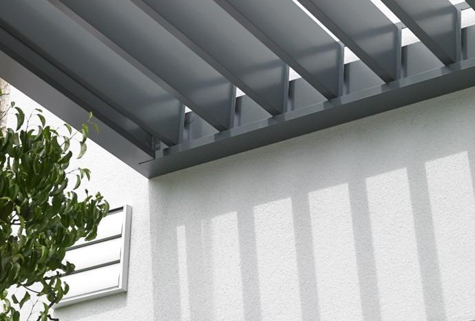 Pergola Algarve Roof 9