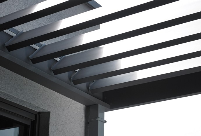 Pergola Algarve Roof 5
