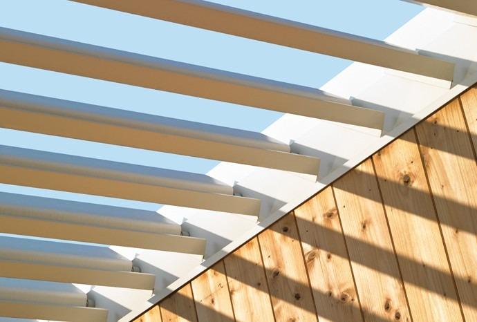 Pergola Algarve Roof 3