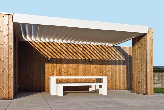 Pergola Algarve Roof 2