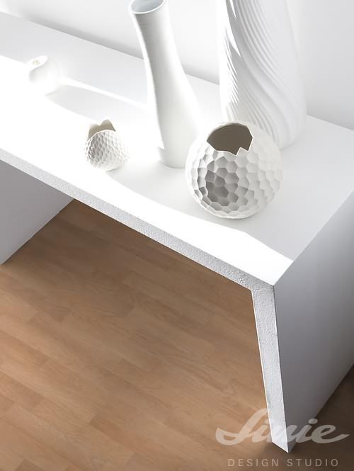Moderní vinylová podlaha buk