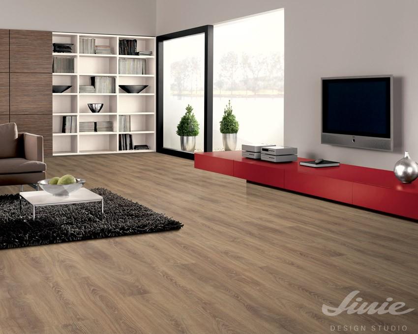 vinylová podlaha do moderních interiérů