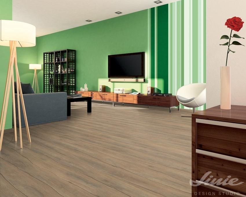 moderní vinylová podlaha imitace dřeva