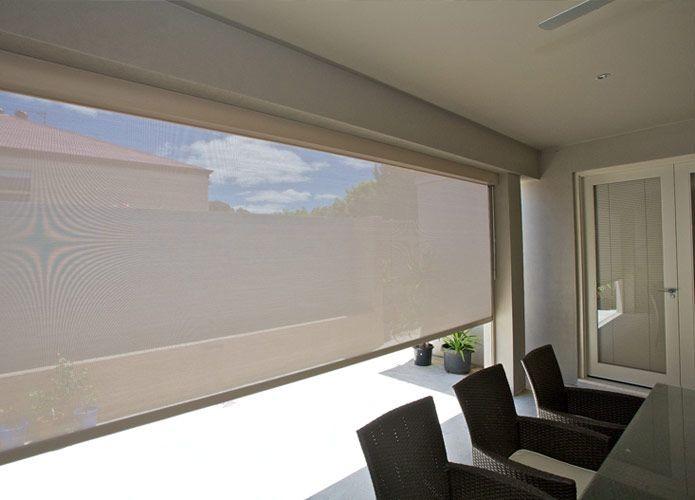 Screen a textilní stínění 11
