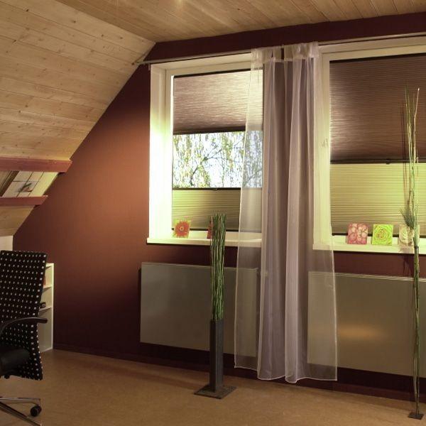 Stínící technika interiéru
