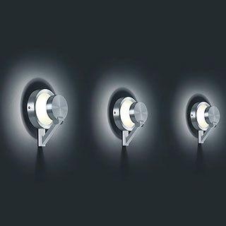 Moderní nástěnná svítidla s kovovými prvky