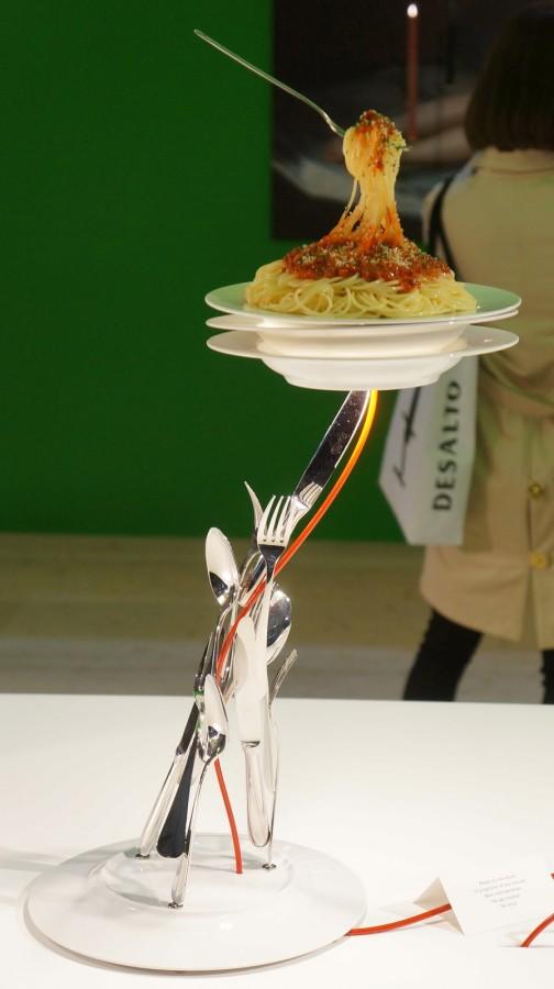 Atypická lampa v nadčasovém designu