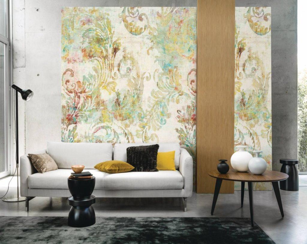 květinový vzor obrazové tapety