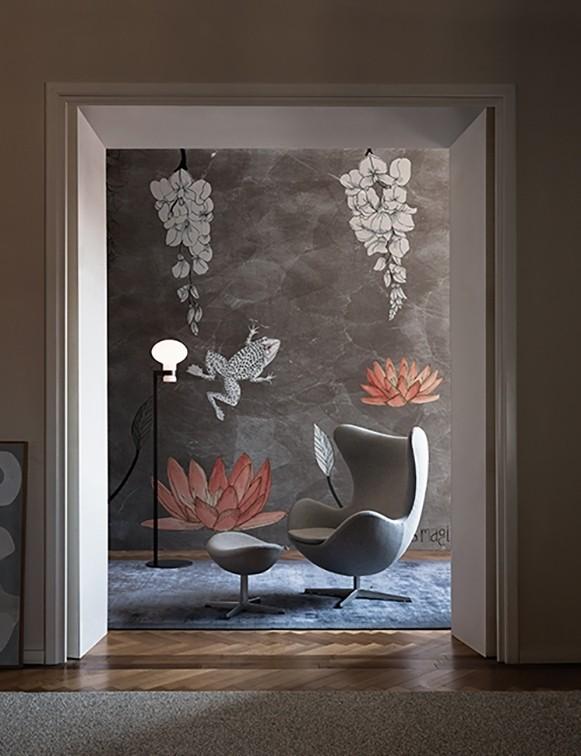 Obrazová tapeta na zeď lotos