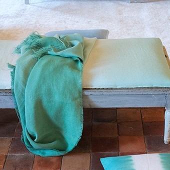 tyrkysová deka designers guild