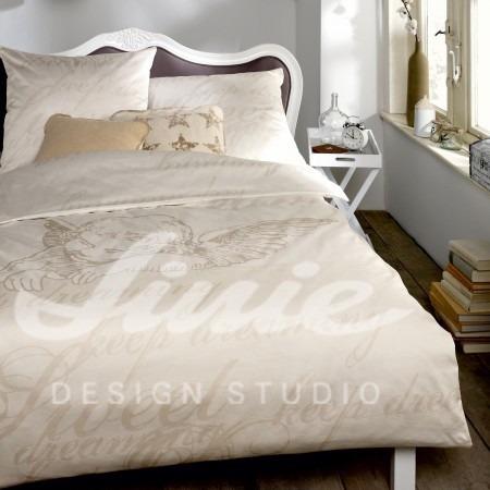 Povlečení na manželskou postel s elegantním motivem
