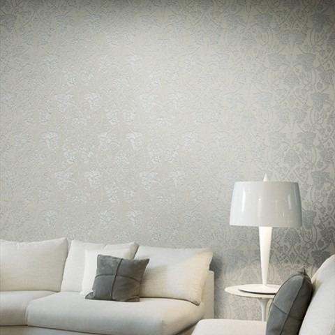 Textilní tapeta s elegantním vzorem